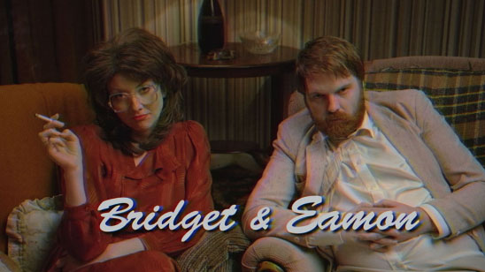 Bridget and Eamon