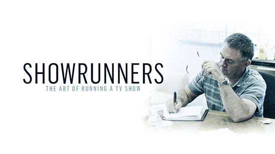 Showrunners movie poster