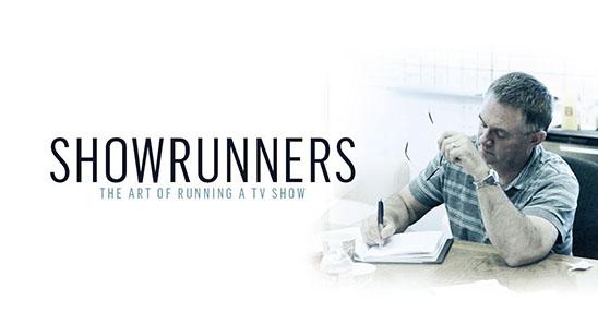 Showrunners movie poster