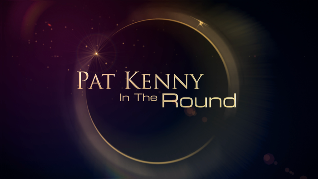 Pat Kenny in the Round logo