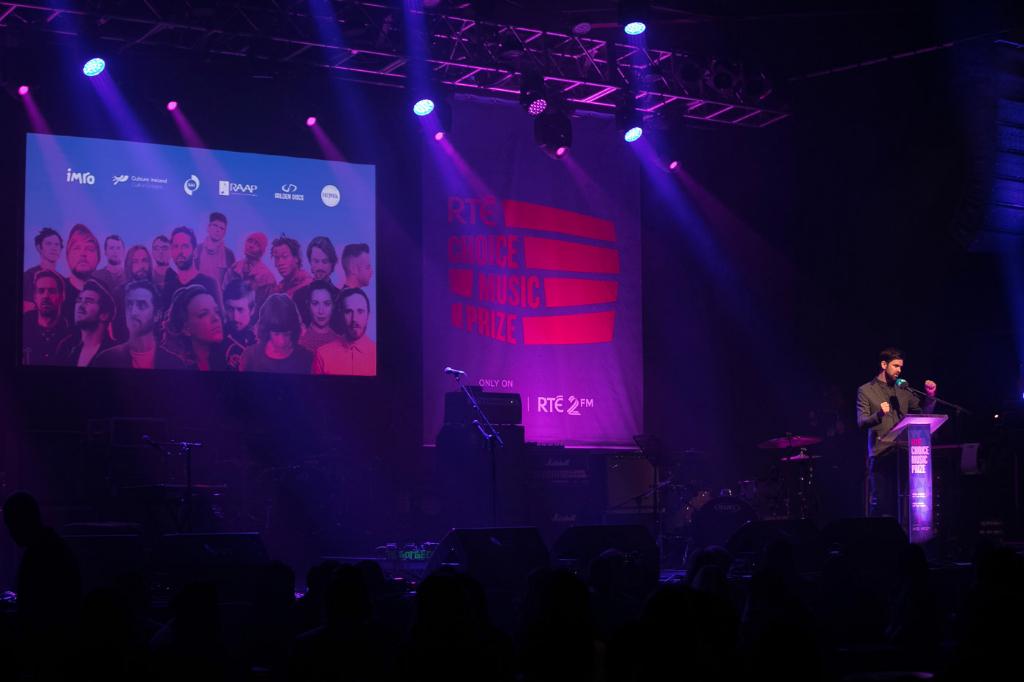2017 RTÉ Choice Music Awards Presentation