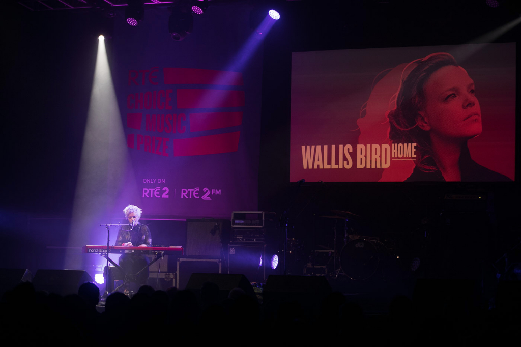 Wallis Bird performs at the RTE Choice Music Prize 2016 by Kieran Frost