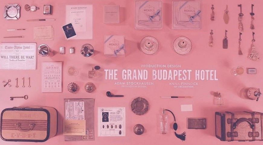 Grand Budapest Production Design