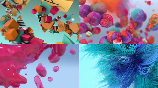 3e Channel Idents full suite