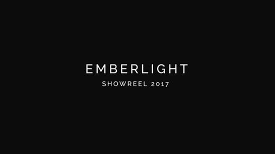 Emberlight Showreel Title thumbnail