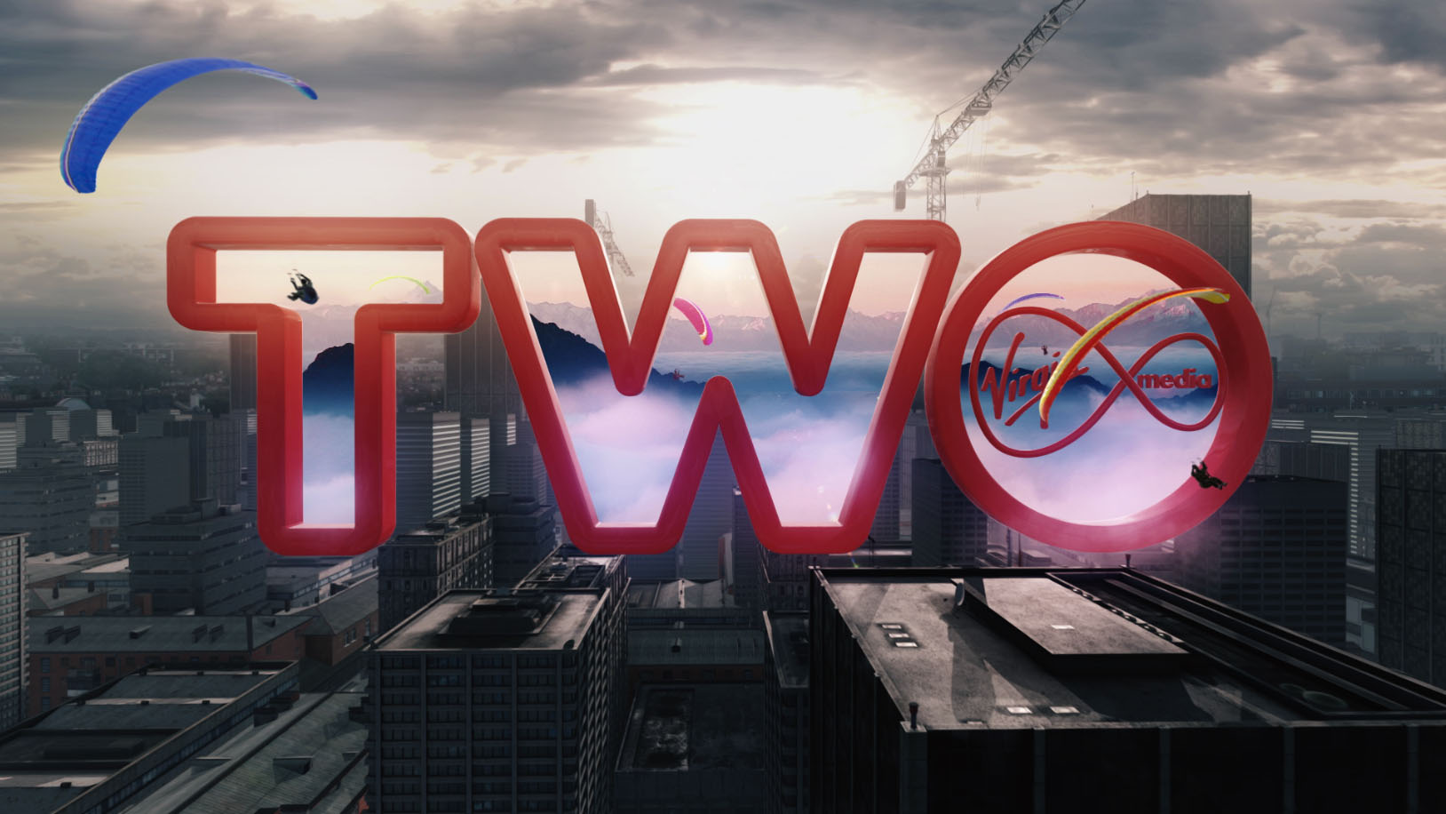 Virgin TWO Ident: Rooftop